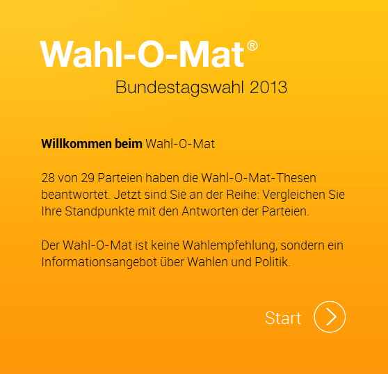 Wahlomat