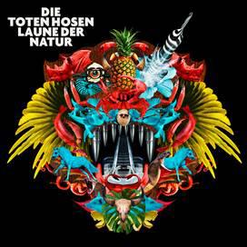 Die Toten Hosen Laune der Natur CD Cover