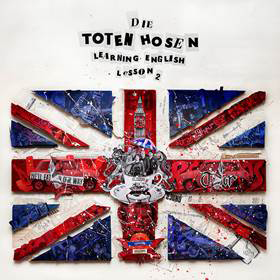 Die Toten Hosen Learning English Lesson 2 CD Cover